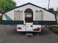 WANTED Folding Camper Pennine / Conway Please Contact me