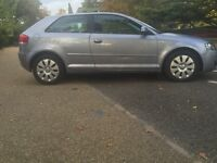 Audi A3 1.6 automatic mot till 17 only 34000 miles one owner