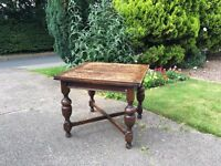 Oak table- 1900s