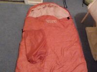 Girls sleeping bag