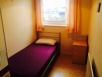 Lovely Single Room available to movie ASAP. All bills included. 6/7 minutes walk to Station.
