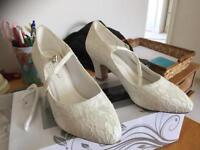 Wedding/Bridal shoes