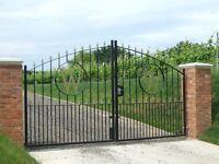 Barriers, Gates, Bollards & Window Grills