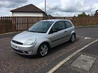 2003 FORD FIESTA,LONG MOT,£695