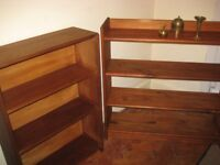 25% Off Bookcase and Bookshelf / low Room Divider