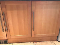 SHAKER STYLE KITCHEN CUPBAORD DOORS