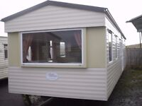 Atlas Mirage 2009 model FREE DELIVERY 35x10 3 bedrooms tiled roof choice of offsite static caravans