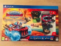 PS4 Game - SKYLANDERS SUPERCHARGERS *virtually new role playing action adventure 3D platformer*