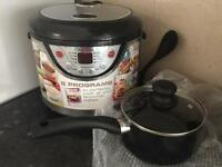 Tefal 8 in 1 cooker for sale