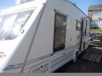 4 Berth caravan fully loaded 1997