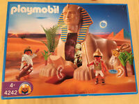 Playmobil 4242 - Egyptian Squinx with Mummy