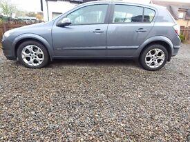 2006 Vauxhall Astra sxi twinport 1.6. Five door . Bodywork in great condition, tidy car. £1100 ono.