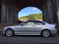 BMW e46 330ci M Sport Auto Excellent Service History for sale in Telford