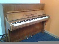 Genuine German Overstrung Piano