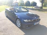 BMW 3 SERIES 3.0 330Ci MSport Convertible 2dr Petrol Automatic with 2 keys & 10 Months MOT.