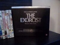 THE EXORCIST VHS - NO BOOK IN BOX SORRY
