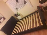 Double bed frame from dream beds