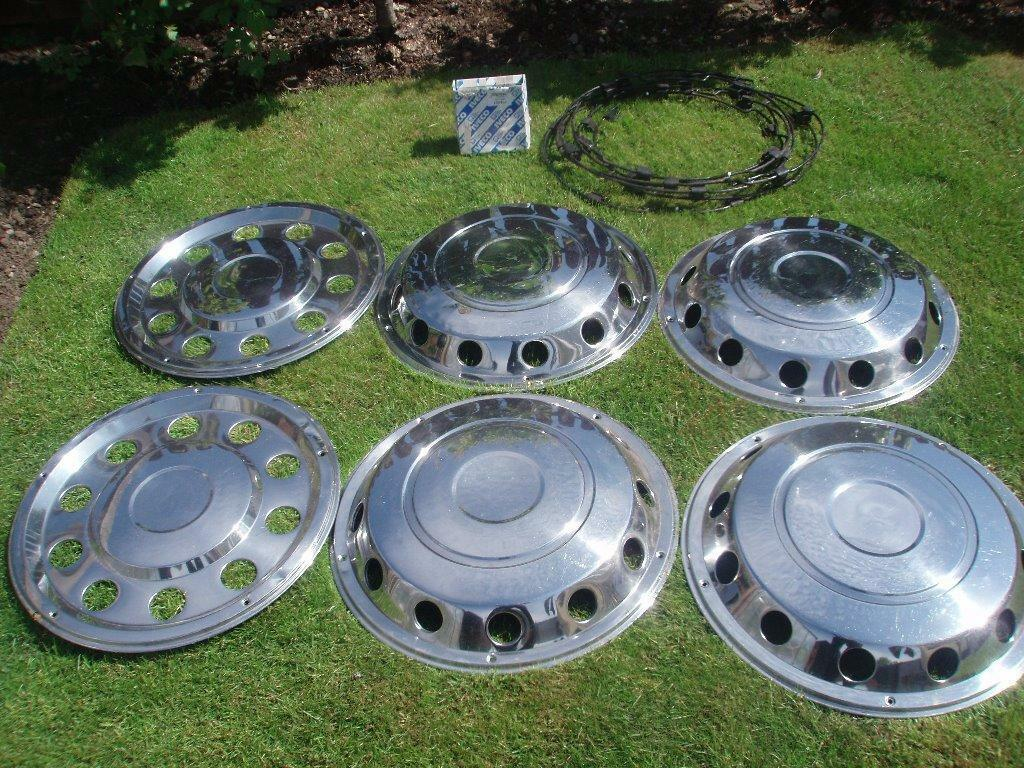 Lorry Wheel Trims In Oldmeldrum Aberdeenshire Gumtree