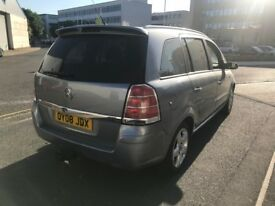 Vauxhall Zafira 1.9 Diesel 2008 ( comes with 1months warranty)