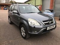 HONDA CRV AUTOMATIC, PETROL/BI FUEL, VERY CHEAP ON FUEL !!, FULL SERVICE HISTORY