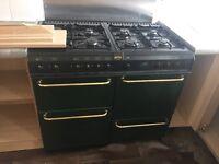Free - Range Gas Cooker