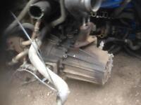 Ldv Maxus 2.5 crdi gear box 5 speed 2008 £250