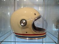 BELL HELMET - Bullitt Classic - £369.99. Available in a range of colours. 5 Year Warranty.