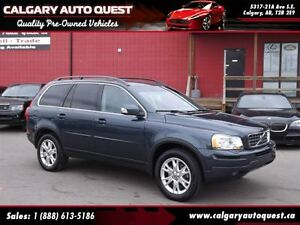 2007 Volvo XC90 3.2 AWD / LEATHER / SUNROOF