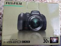 Fuji Finepix HS20EXR digital camera