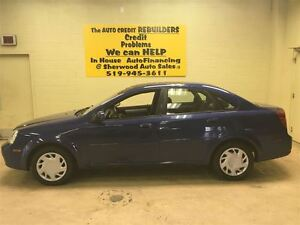 2004 Chevrolet Optra SE Annual Clearance Sale! Windsor Region Ontario image 1