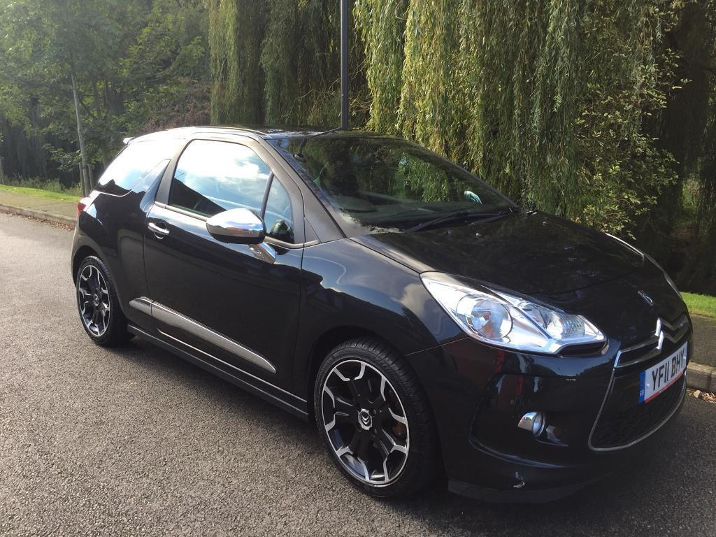 citroen ds3 d sport thp 6 speed full mot service history first to see will buy in bulwell. Black Bedroom Furniture Sets. Home Design Ideas