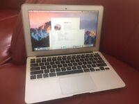 Macbook Air 11 2012 Intel Core i7 2012 8GB RAM 120GB SSD Latest Software Office 2011