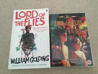 Lord of The Flies Paperback & DVD