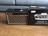 Vox pathfinder 10 watt practice amp
