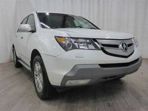 2009 Acura MDX Technology Package Leather Sunroof Navigation