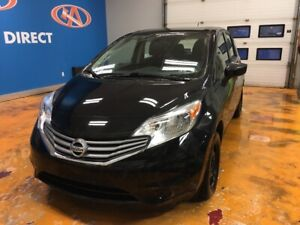2015 Nissan Versa Note 1.6 S AUTO/ BLUETOOTH/ AIR/ NEW TIRES!...