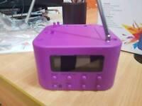 NEW Alba Mono DAB Radio With Bluetooth DAB32BT