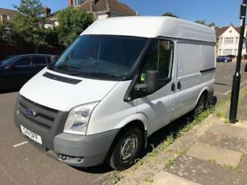 FORD TRANSIT 2011 diesel SHORT WHEEL BASE high ROOF low mileage!!