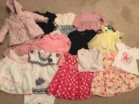 Baby girls 0-3months bundle
