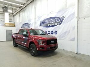 2018 Ford F-150 Supercrew XLT Special Edition 302A 5.0L V8