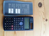 CASIO FX85ES SCIENTIFIC CALCULATOR (2 AVAILABLE)