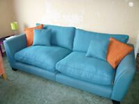 Sofa - 3-4 seater in excellent condition