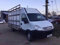 2010 FORD IVECO BIG VOLUME DAILY VAN IN VERY CLEAN CONDITION DRIVES LIKE NEW LARGE GLASS FRAIL VGC