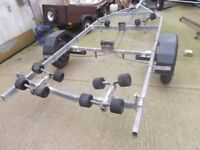 ind Boat Trailer wii take up to 20ft