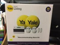 Yale telecommunicating alarm kit