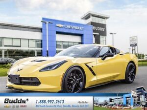 2016 Chevrolet Corvette Stingray Z51 SAFETY AND RECONDITIONED