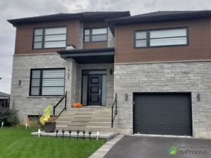 525 000$ - Maison 2 étages à vendre à Chambly