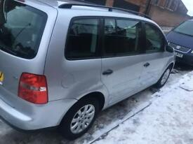 VW TOURN 1.9 Diesel 148000 mileage call me 07775449710 for more information