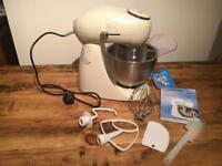 Kenwood Patissier Stand Mixer Cream - Offers Welcome