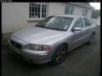 Volvo s60 (not audi nissan ford bmw)